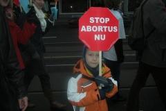 Stoppt Abtreibung jetzt!
