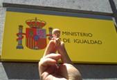 Unser Embryomodell vor dem spanischen Gleichstellungsministerium